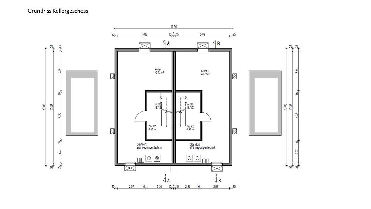 Einfamilienhäuser Essen-Katernberg - Varia-Bau Bauträger und ...